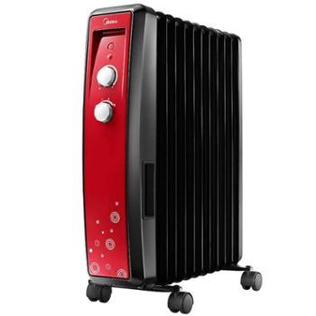 美的油汀NY2011-13E高效制热,安全可靠,静音取暖。