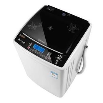美菱(Meiling)XQB80-9858B 8公斤 全自动DD变频静音低耗洗衣机