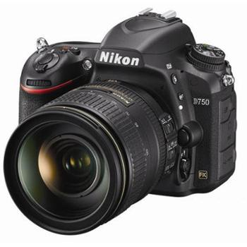 尼康(Nikon)D750+AF-S尼克尔24-120mmf/4GEDVR镜头国行