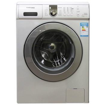 三星(SAMSUNG)WF1702WCS/XSC7公斤滚筒洗衣机(银色)
