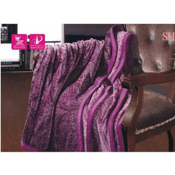尚桑子紫韵青花毯S5-180-31