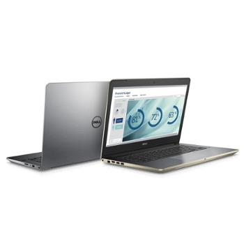 Dell/戴尔Vostro145459R-1528G背光指纹轻薄金属I7笔记本电脑