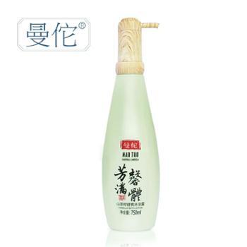 【曼佗】山茶籽沐浴露750ML