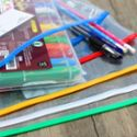 百利文拉链袋F56-18文件袋 透明塑料拉链袋A4 单个价