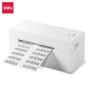 deli得力电子面单蓝牙热敏标签快递单打印机770DW