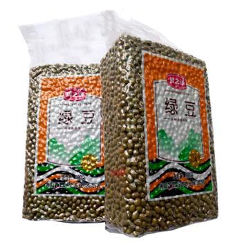 肴之缘绿豆500克*2袋 无添加 农家绿豆糕汤五谷杂粮绿豆汤料