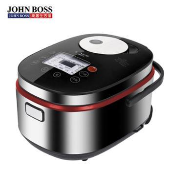 正品授权JOHNBOSS六段智能精控4L微电脑电饭煲