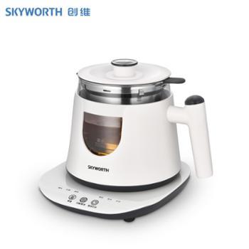 创维SKYWORTH 醇香智能养生壶 煮茶器 电水壶
