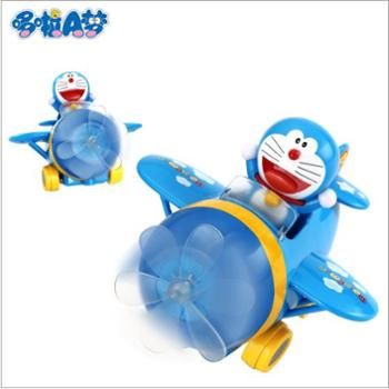 益米 哆啦A梦遥控车 宝宝遥控飞机车重力感应遥控车男孩玩具