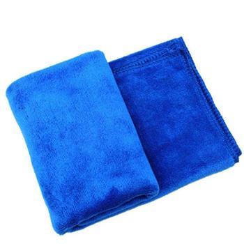 哈雷【5条装】40*60CM磨绒加厚擦车巾超细纤维吸水汽车洗车毛巾11435