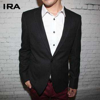 IRA正品2014秋装新款男士英伦小西装韩版外套潮男装6346014