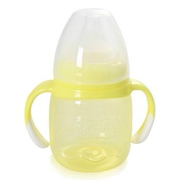 贝亲奶嘴式宝宝杯喝水杯DA72/DA73