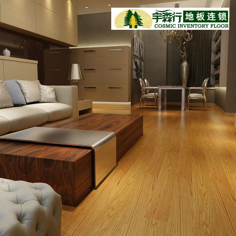 强化复合地板 客厅仿实木金刚板
