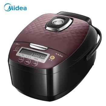 美的(Midea)电饭煲4升智能ih电磁加热4L大容量MB-HF40C5-FS