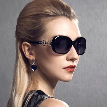 梵妮莎新品时尚偏光女款防紫外线太阳镜2115