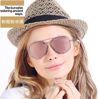 梵妮莎新款偏光太阳镜 明星同款潮流太阳镜男款女款偏光镜110