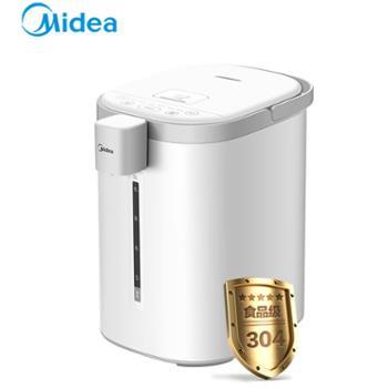 美的/Midea 电热水瓶 全自动智能保温即热电烧水壶 E502