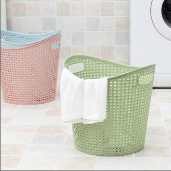 日式洗衣篮脏衣篮 客厅玩具衣物收纳篮 收纳筐