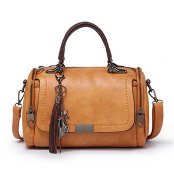包包简约百搭手提包欧美时尚大气女士单肩斜挎包