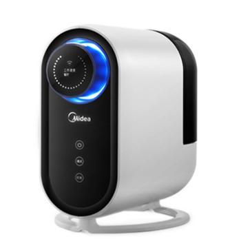 美的(Midea)空气加湿消毒机SPWQ100Y-A01家用除菌静音WIFI遥控操作加湿器婴儿