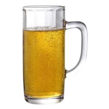 乐美雅曼敦把杯啤酒杯水杯630ml-51922