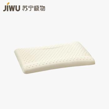 【苏宁极物】泰国天然乳胶婴儿趴趴枕