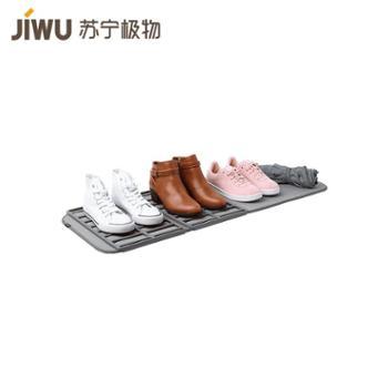 【苏宁极物】SHOEDRY随行鞋垫 灰色