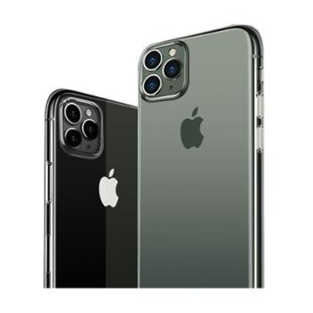 MKING 手机壳防摔 苹果iPhone11系列手机壳 透明气囊 送一张钢化膜