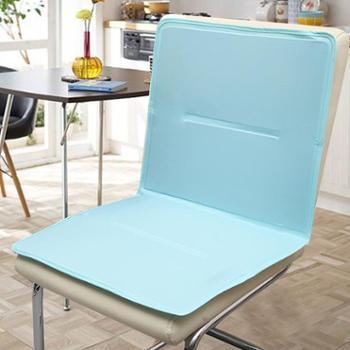 凯诗风尚贝卡系列两折凝胶冰垫坐垫沙发垫