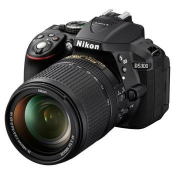 尼康(Nikon)D5300套机(18-140mmf/3.5-5.6GEDVR)