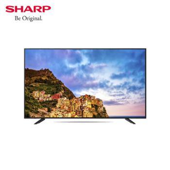 夏普(SHARP)60C6UZ60英寸4K超高清智能网络WiFi平板液晶电视