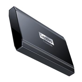 联想移动固态硬盘PS31T金属机身USB3.1硬盘type-c