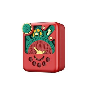 睿麦克斯/REMAX玲珑蓝牙音箱RB-M5插卡音箱收音机