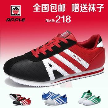 苹果/apple时尚休闲运动鞋男士鞋跑步鞋慢跑鞋