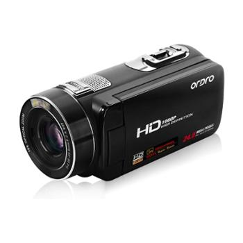 Ordro/欧达 HDV-Z80 数码摄像机高清家用DV 10倍光学变焦