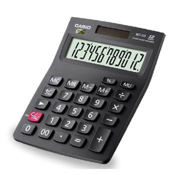 卡西欧计算器MZ-12S小型计算机 小号经典款