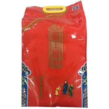 圣上壹品五常大米5kg 红钻稻花香