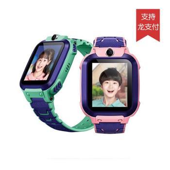 小天才儿童电话手表Z5 360度防水GPS定位智能手表 粉色