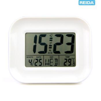 (线下活动,勿拍不发货)REIDA/瑞达 多功能桌钟 温度计数显音乐闹钟(线下活动,勿拍不发货)
