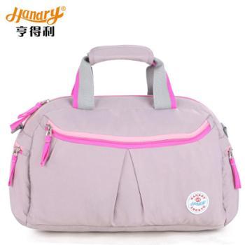 亨得利handry大容量手提旅行包男女旅游休闲运动健身旅行单肩行李包袋_3422