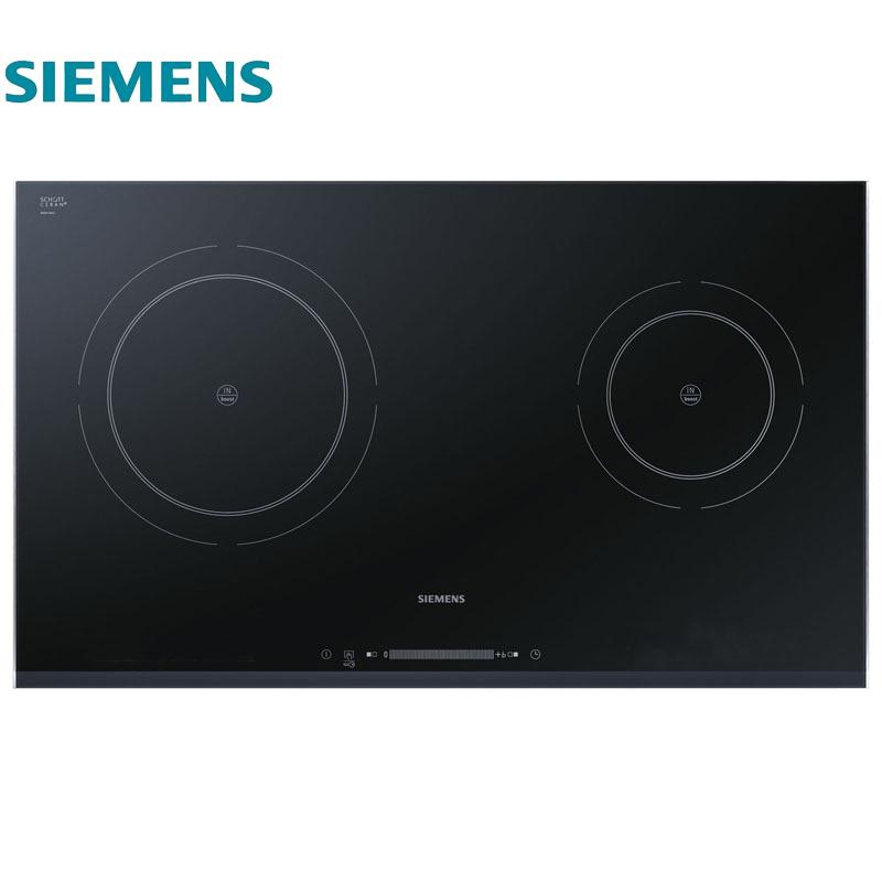 siemens/西门子eh75262ti升级版eh75k266ti led显示 黑色嵌入式电磁灶