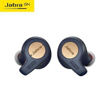 捷波朗JabraEliteActive65t臻律动感版真无线入耳式蓝牙运动耳机