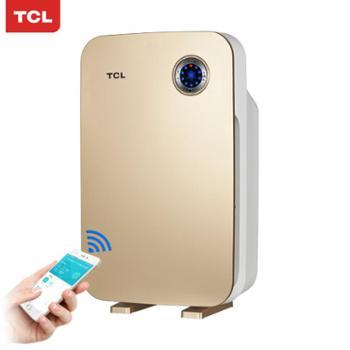 TCL TKJ-F220B(WIFI版)家用负离子空气净化器除甲醛PM2.5二手烟