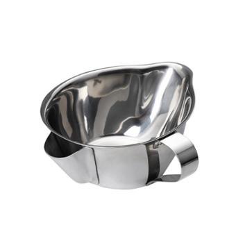 兴财304不锈钢隔油碗 家用汤油分离器厨房喝汤神器滤油碗去油脂
