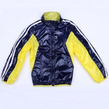 2012新款 男童儿童时尚运动外套中大童夹克衫外套 拉链运动