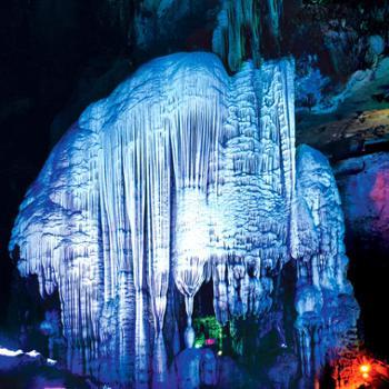 桂林旅游-阳朔银子岩专线含住返车和门票