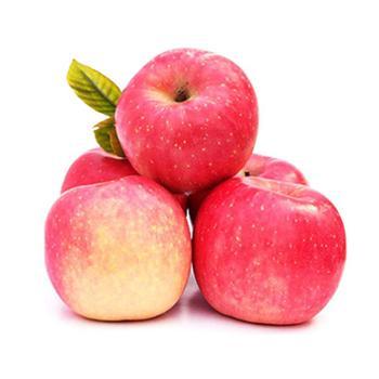 山西特产吉县红富士苹果脆甜多汁约4斤装