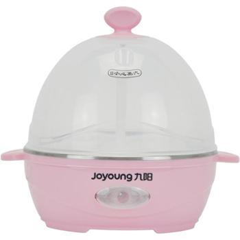 Joyoung/九阳煮蛋器ZD-5W05不锈钢底盘最多一次5个蛋