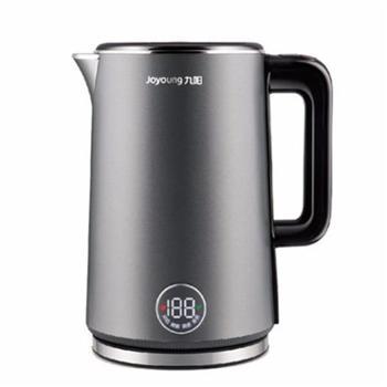 Joyoung/九阳 电水壶 K15-E1 电热水壶家用 304不锈钢静音开水煲