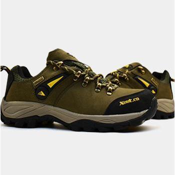 极限户外 动态全防水徒步鞋 户外登山鞋跑步越野休闲旅游 男女情侣鞋子